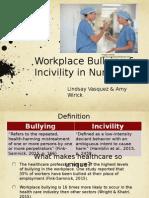 bullying incivilitynovoice