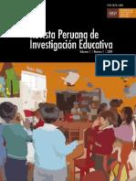Revista peruana de investigación educativa