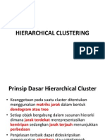 Hierarchical Clustering - Complete Linkage