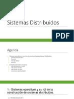 Sistemas Distribuidos