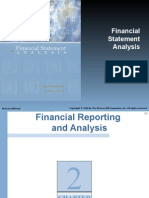 Chapter 02 Financial Reporting and Analysis ppt