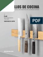 Kai Kitchen Knives Catalogue Es