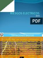 RIESGOS ELECTRICOS 2015vvv