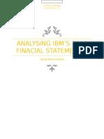 analysing ibm