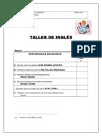 Informe Kindergarten