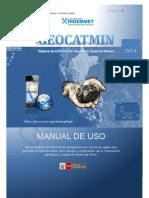 Manual Geocatmin