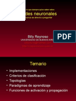 15 Redes Neuronales