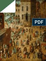 Pieter Bruegel il Vecchio Breda (15251530 circa – 5 settembre 1569), Giochi di bambini (Children's Games), 1560, Vienna, Kunsthistorisches Museum, olio su tavola, 118 × 161 cm