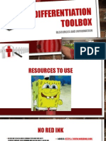differentiation toolbox2