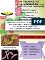 Ppt mikroorganisme tanah