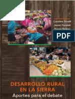 Desarrollo rural en la sierra
