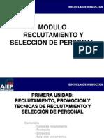 MODULO RECLUTAMIENTO Y SELECCION unidad 1 segunda 2015.pdf