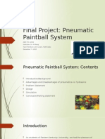 final project  painballschem
