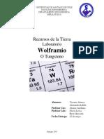 Lab Wolframio