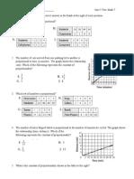 unit 2 test math 7  1