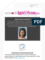 iggies house inc  newsletter