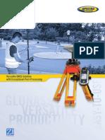 082123568182 JUAL GPS GEODETIC Pro Mark 120