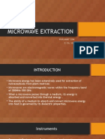 MICROWAVE EXTRACTION.pptx