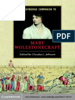 The Companion to Mary Woldstonecraft