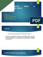 Medicamentos Para o Combate de Vírus