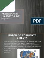 Frenado de Un Motor Dc