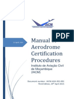 Manual of Aerodrome Certification Procedure,  With LN Amendments.pdf