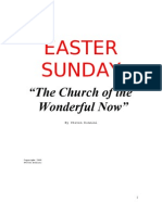 Easter Sunday by Steven Donnini
