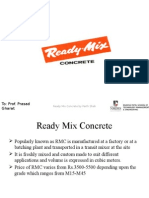Ready Mix Concrete.pptx