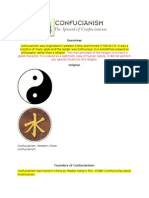 religion project confucianism