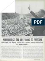 Martin Luther King Jr. article