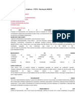 Programa Operações Coletivas FGTS - Resolução 460518