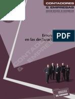 Libro - Errores Frecuentes Del PDT