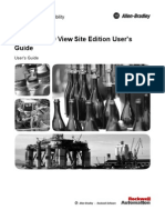 FactoryTalk® View Site Edition User's Guide