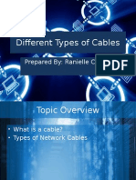 Different Types of Cables