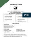 board meeting agenda 12 8 15