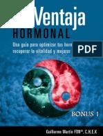 Bonus 1 Hormonas La Lista Negra de Alimentos A