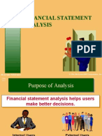 Analysis Financial Statements