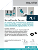 Equotip Using Equotip Support Rings E 2012.11.29