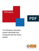 Education System Ethiopia
