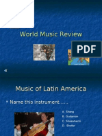 World Music Review