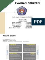 Presentasi Manajemen Strategi Kelompok 5