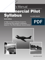 The pilot manual - commercial pilot handbook