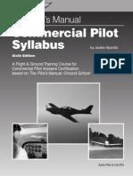 The pilot manual - commercial pilot handbook
