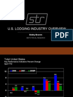 U.S. Lodging Industry Overview