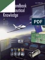 Pilot aeronautical knowledge