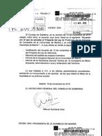 borrador ley de protección de los animales de compañçiatección Animales de Compañía 10.11.2015