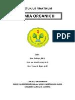 Petunjuk Praktikum Kimia Organik II.pdf