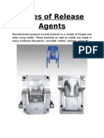 Types of Release Agents