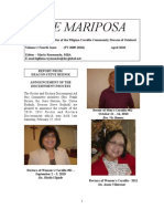 The Mariposa Newsletter - April 2010