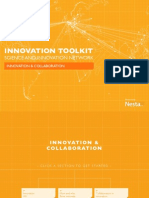 Innovation Policy Toolkit - Introduction to Innovation Policy and Collaboration